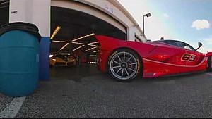 360 VIDEO - Ferrari Finali Mondiali Daytona