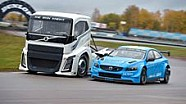 Iron Knight vs. Volvo WTCC