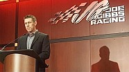 Watch the full Carl Edwards press conference as he steps away from NASCAR