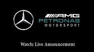 Mercedes-AMG Petronas Motorsport - Anuncio En Vico