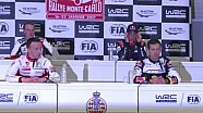 Rallye Monte-Carlo 2017: Pre-Event Press Conference