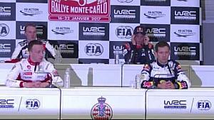 Rallye Monte-Carlo 2017: Pre-Event Press Conference