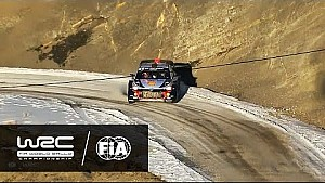 Rallye Monte-Carlo 2017: Stages 9-10 Highlights