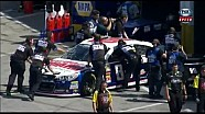 Dale Jr blows a motor during 2013 Daytona 500 practice