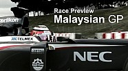 Race Preview - 2013 Malaysian GP - Sauber F1 Team
