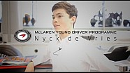 Introducing Nyck de Vries - McLaren Young Driver Programme