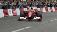 Felipe Massa - Show Run Poland