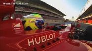 A lap with Felipe at Circuit de Monaco