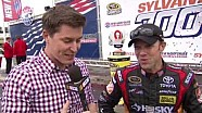 Matt Kenseth in Victory Lane! | New Hampshire Motor Speedway