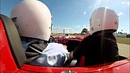 Lap of Sebring with Derek Bell in a 1957 Ferrari Testarossa
