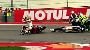 MotoGP Americas 2014 -- Biggest crashes