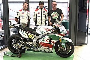 MotoGP Ultime notizie Cal Crutchlow sfoggia una livrea classica Castrol a Silverstone