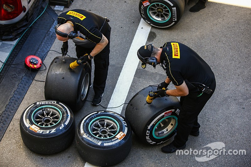 Pirelli abaisse les pressions des pneus à Barcelone