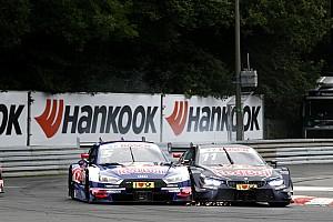 DTM Réactions Ekström a vécu une course
