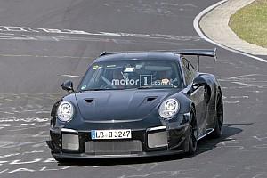 Auto Actualités Vidéo - La Porsche 911 GT2 RS à l'épreuve du Nürburgring