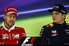 Formula 1 Horner: Verstappen won't be tempted by Mercedes or Ferrari