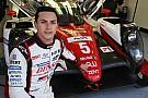 【WEC】LMP2クラスのピポ・デラーニがルーキーテストをトヨタのマシンで参加