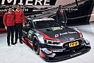 DTM L'Audi mostra le forme della nuova RS5 Coupé DTM 2017