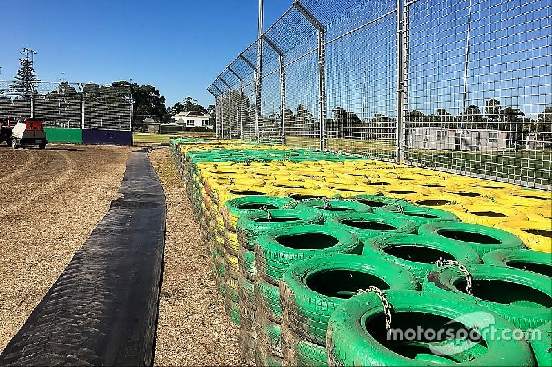 In beeld: De veranderingen aan het circuit van Melbourne voor 2017