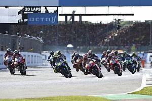 MotoGP Новость «Сильверстоуна» не оказалось в проекте календаря MotoGP 2018 года