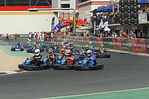 سباقات الحلبات أخبار عاجلة انطلاق بطولة دبي كارتدروم للتحمّل لموسم 2017