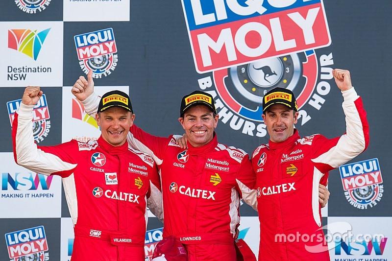 12 годин Батхерсту: Ferrari перемагає після аварії ван Гісбергена
