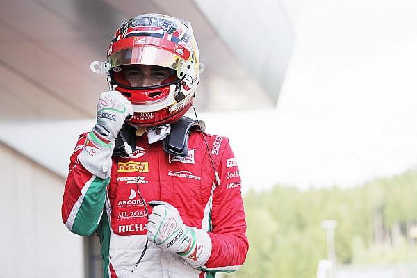 Red Bull Ring F2: İlk yarışın galibi Leclerc oldu