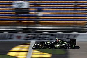 IndyCar Reporte de prácticas Newgarden lidera un triplete de Penske en Iowa y Gutiérrez en 19º