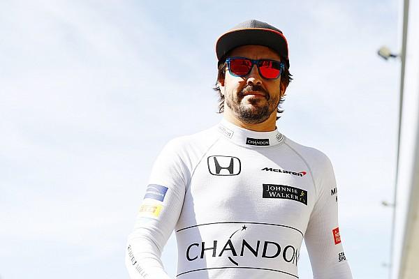 F1 突发新闻 阿隆索2018年留守迈凯伦