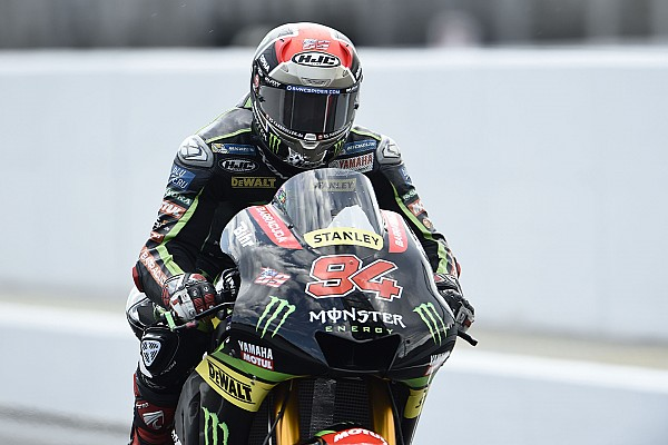 MotoGP Гран Прі Каталонії: Фольгер – найкращий на розминці