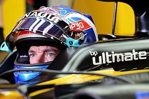 F1 Noticias de última hora Palmer dice que no pudo hacer nada en su accidente en la FP2