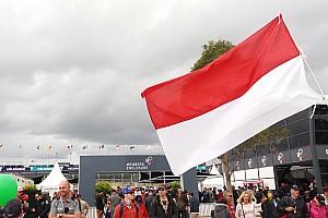 Jumlah pemirsa F1 di Indonesia meningkat pesat