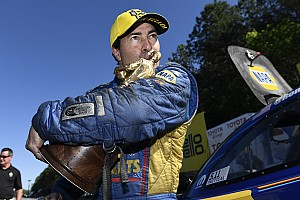 NHRA Race report Capps scores third straight Funny Car victory