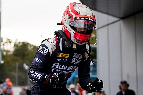 فورمولا 2: غيوتو يثأر لفقدان الفوز في السباق الأوّل عبر الفوز بالسباق الثاني في مونزا
