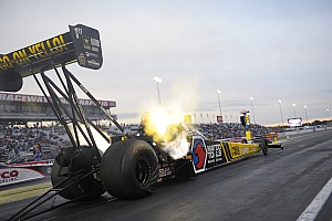 NHRA Breaking news NHRA update: Virginia joins schedule, top teams make lineup changes