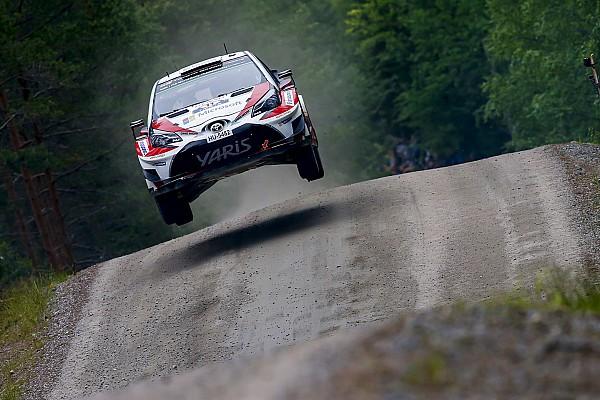 WRC Actualités Le parcours du Rallye de Finlande sans la spéciale d'Ouninpohja