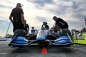 IndyCar Новость Гонщики IndyCar остались в восторге после тестов нового дорожного обвеса