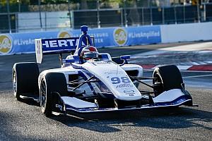 Indy Lights Qualifiche La pioggia regala la pole di Gara 2 a Colton Herta