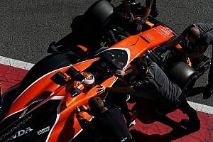 F1 Noticias de última hora McLaren y Honda agradecen el