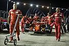 F1 El doble abandono de Ferrari fue un récord negativo
