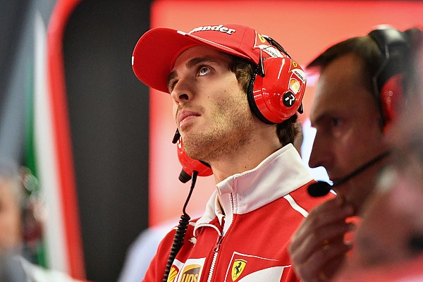 Giovinazzi in line for Ferrari Le Mans call-up