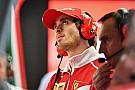 Le Mans Giovinazzi kandidaat voor Le Mans-deelname met Ferrari