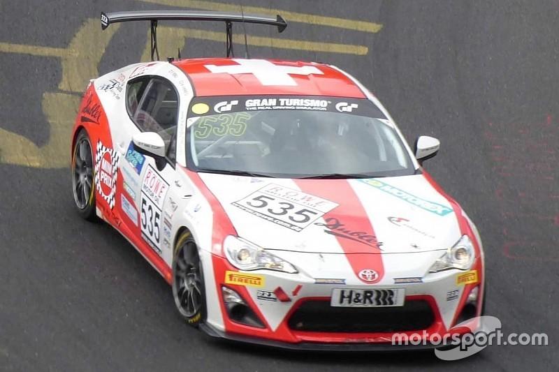 VLN: Schöne Überraschung für Toyota Swiss Racing