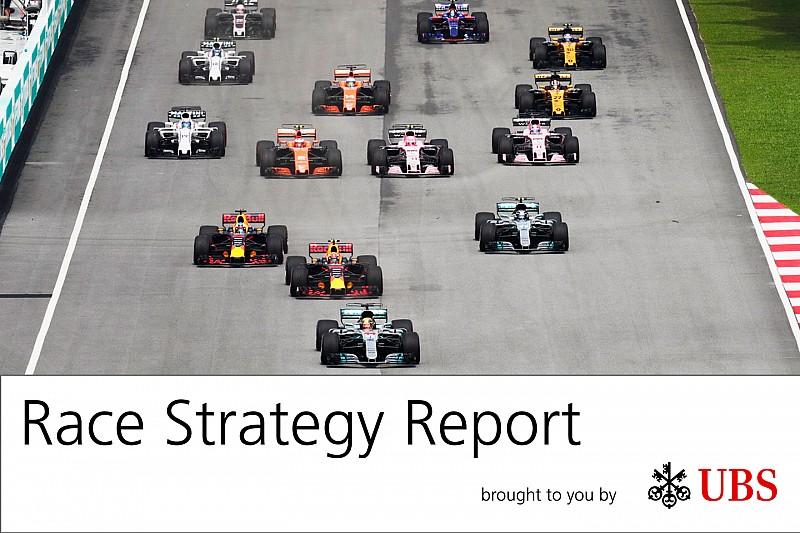 Strateji Raporu: Mercedes, Vettel'i yavaşlatmak için Bottas'ı nasıl kullandı?