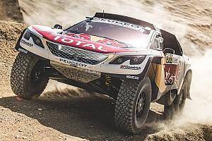 Rallye-Raid Rapport d'étape Maroc, étape 2 – Sainz remporte une spéciale raccourcie