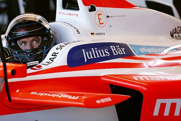 """Heidfeld: """"Fantastico salire sul podio per due gare di fila!"""""""