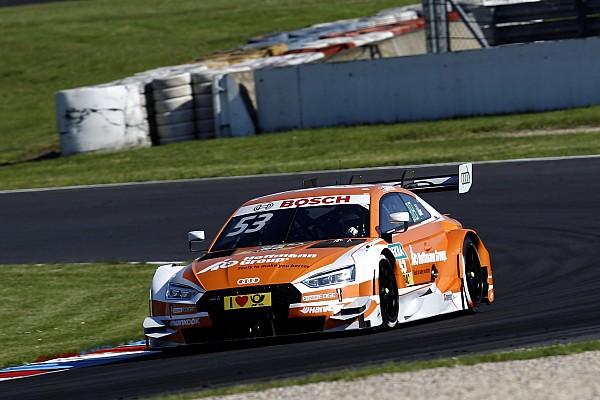 Jamie Green y Audi dominan la carrera del domingo en Lausitz