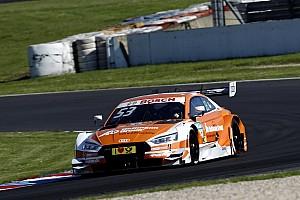 DTM Résumé d'essais EL3 - Jamie Green emmène un quarté Audi