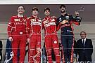 فورمولا 1 ترتيب بطولة العالم للفورمولا واحد بعد جولة موناكو