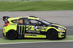 Other rally Race report Rossi claims record-tying fifth win in Monza Rally Show